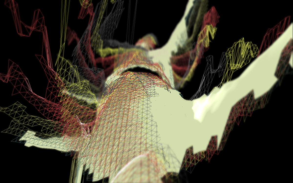 Kinect - Mesh Generation